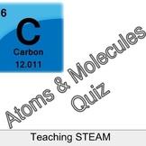 Atoms & Molecules Quiz