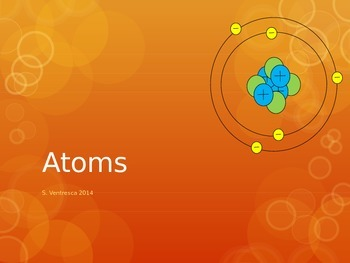 Atom Opener 1: Labeling the Parts of an Atom