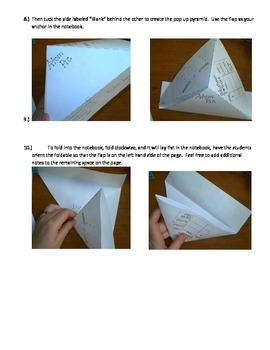 Atom Review Pyramid Foldable
