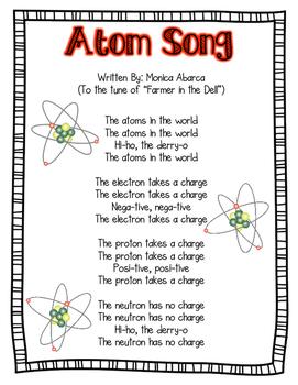 Atom Song