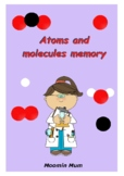 Atom and molecule memory