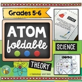 Atoms -  Interactive Science Notebook foldable