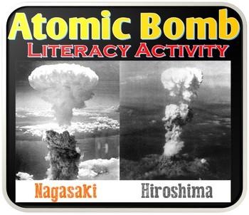 Atomic Bomb Literacy/Multimedia Activity-Part One