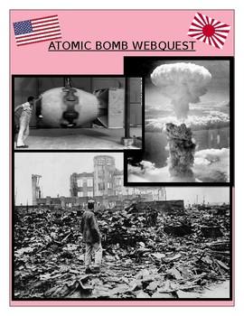Atomic Bomb WebQuest