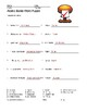 Atomic Bomb Word Search and Vocabulary Word Puzzle Worksheets