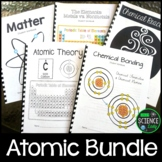 Atomic Bundle: Matter,  Atomic Theory, The Periodic Table,