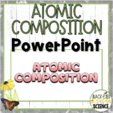 Atomic Composition Squiggle Sheets (NGSS MS PS1-1)  ---POWER POINT