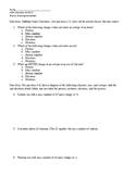Atomic Drawing Worksheet