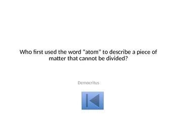 Atomic History Jeopardy