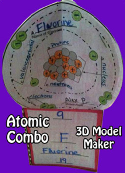 Atomic Learning 3D Model Super Saver Bundle - 5 sets for the price of 3.