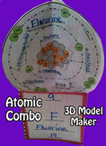 Atomic Learning 3D Model Super Saver Bundle - 5 sets for the price of 3.