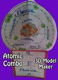 Atomic Learning 3D Model Super Saver Bundle - 5 sets for t