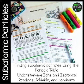 Isotopes Worksheets & Teaching Resources   Teachers Pay Teachers