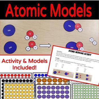 Atomic Models & Modeling Activity