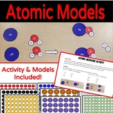 Atomic Models & Modeling Activity