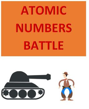 Atomic Numbers Battle