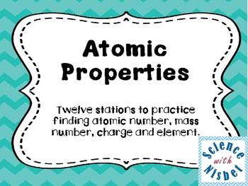 Atomic Properties Stations