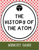 Atomic Structure-Memory Game