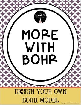 Atomic Structure-Design your own Bohr Model