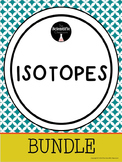 Atomic Structure-Isotopes Bundle
