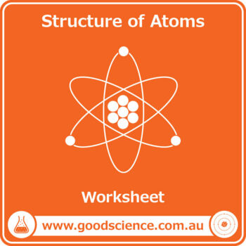 Structure of Atoms [Worksheet]