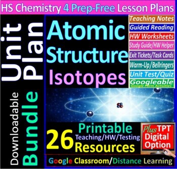 Atomic structure engaging multiple choice question sets for hs atomic structure engaging multiple choice question sets for hs chemistry ccuart Choice Image