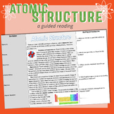 Atomic Structure Guided Reading
