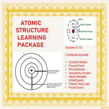 Atomic Structure Learning Package