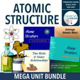 Atomic Structure Mega Unit Bundle