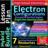 Electron Configurations, Ground & Excited Sates: Essential Skills Lesson #11