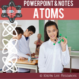 Atomic Structure Powerpoint w/ Guided Notes