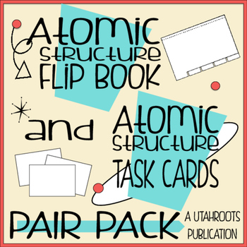 Atomic Structure Pair Pack
