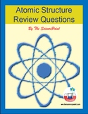 Atomic Structure Review Questions