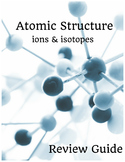 Atomic Structure Review Guide