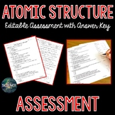 Atomic Structure - Science Assessment