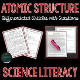 Atomic Structure - Science Literacy Article