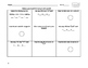 Atomic Structure Tic Tac Toe Group Review Activity
