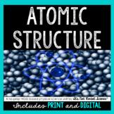 Atomic Structure Unit - Distance Learning Compatible