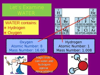 Atomic Structure and Matter Presentation