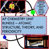 AP Chemistry Unit Bundle - Atomic Structure and Periodicit
