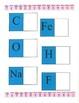 Atomic Symbol to Element Name Match- File Folder Game