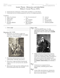 Atomic Theory - Democritus and John Dalton; Dalton's Atomi