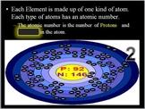 Atomic Theory, Electron Orbitals, Molecules Quiz Game