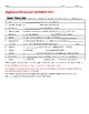 Atomic Theory Half-page Quick Quiz