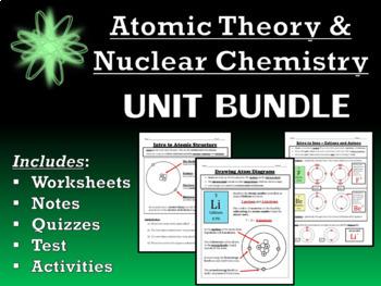 Atomic Theory - Unit Bundle