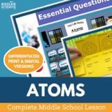 Atoms Complete 5E Lesson Plan