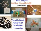 Atoms Advertisement & Model Project - Lesson Presentation,