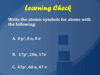 Chemistry Unit - Atoms, Atomic Number, Atomic Mass & Bohr Rutherford diagram