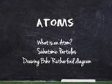 Chemistry Unit - Atoms, Atomic Number, Atomic Mass & Bohr