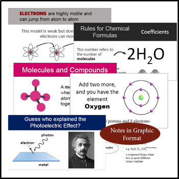 Atoms, Atomic Structure, PowerPoint
